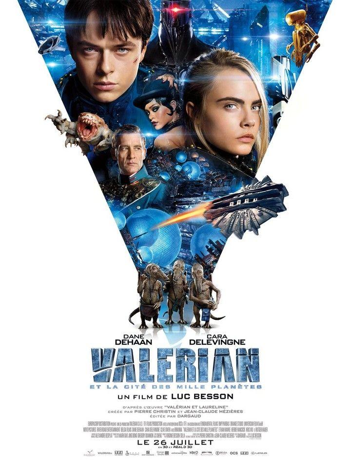 """Hoje é dia de escrever sobre #cinema. Conheçam aqui a minha opinião sobre """"Valerian e Cidade dos Mil Planetas"""". http://mycherrylipsblog.com/cinema-de-hoje-valerian-380904"""