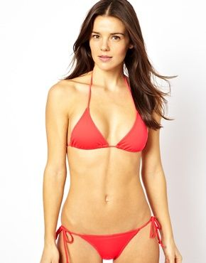 Image 4 ofASOS Mix and Match Micro Brazilian Triangle Bikini Top
