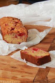 De smaak van Cécile: Gezonde cake met frambozen en appel