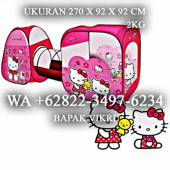 WA +62822-3497-6234, Tenda Anak Murah Online Jogja, Tenda Anak Ukuran Besar Jogja