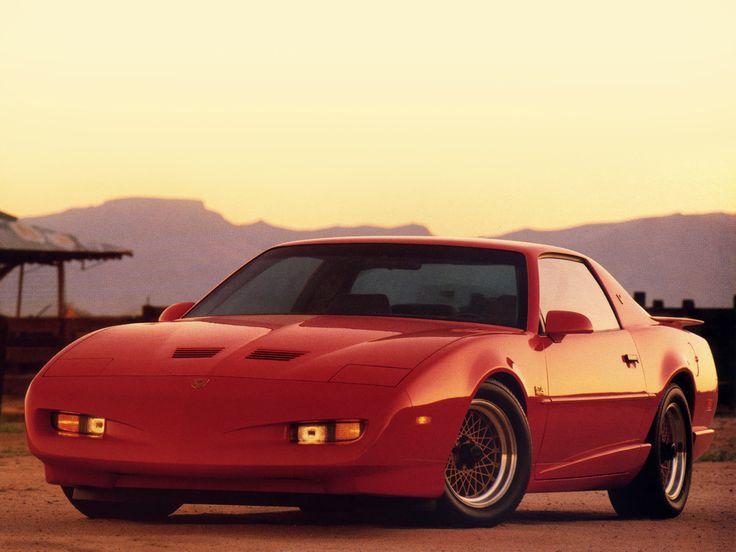 Pontiac Firebird Trans Am GTA