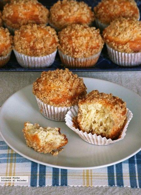17 muffins saludables
