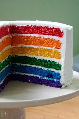 from Kristian gay day cake recipe