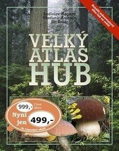 Velký atlas hub (Hagara, Antonín, Baier)