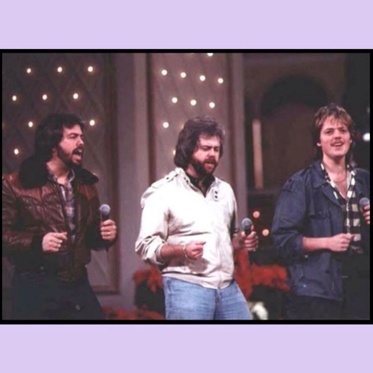 Alan, Merrill, & Jimmy Osmond