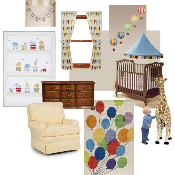 120 Best Images About Clover's Circus Themed Bedroom On