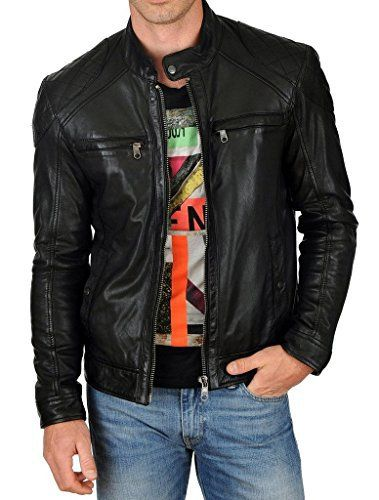 This jacket is made up of Lambskin Leather that is very soft and thin , it is not hard and not thick. This item is of superior quality and made of 100% genuine lambskin leather. Lambskin leather is the soft, thin, most supple skin. Size chart is attached for your reference . Size chart is...  More details at https://jackets-lovers.bestselleroutlets.com/mens-jackets-coats/leather-faux-leather/product-review-for-fashion-store-fs-lambskin-leather-mens-leather-jacket/