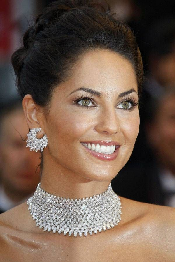 indian actress in diamond necklace - Google Search