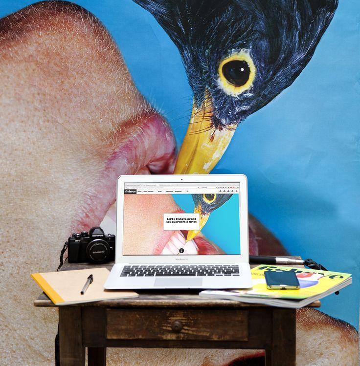 [LIVE ARLES] Du 3 au 10 juillet, Fisheye vous plonge au cœur de la semaine d'ouverture de la 47e édition des Rencontres de la photographie ! ► Suivez notre live en direct sur le site de #FisheyeLeMag pour ne pas en perdre une miette ! #arles #arles2016 #rencontresarles #live #direct #photo #photographie