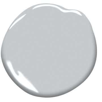 'metallic silver' highlight paint for my bedroom and bathroom and my daughter's bedroom and bathroom  Metallic Silver 2132-60 | Benjamin Moore