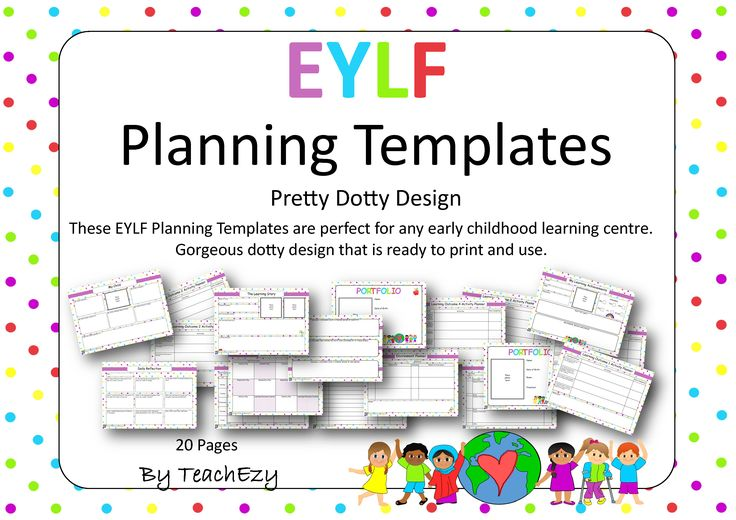 17 best images about dbt eylf programming reporting for Early years learning framework planning templates