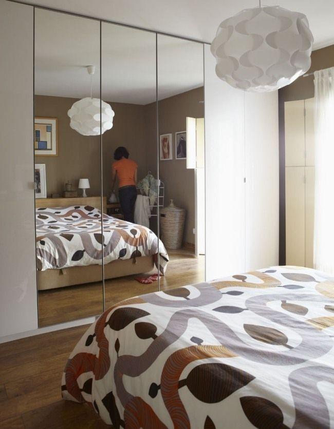 Am nagement petite chambre utilisation optimale de l for Amenagement interieur armoire