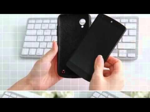 Mob:C Dualguardian Run Stylish Hard Case for Google Nexus 5