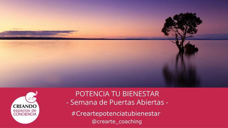 📌 Semana de Puertas Abiertas con Crearte Coaching del 06 al 10 de Septiembre de...