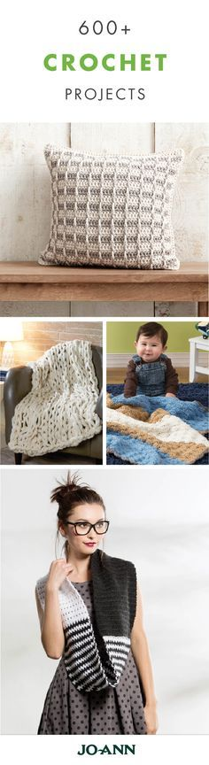 Go DIY this holiday season and make your family and friends a homemade gift this year! With 600+ Crochet Projects to choose from, there's plenty of inspiration for your present ideas.