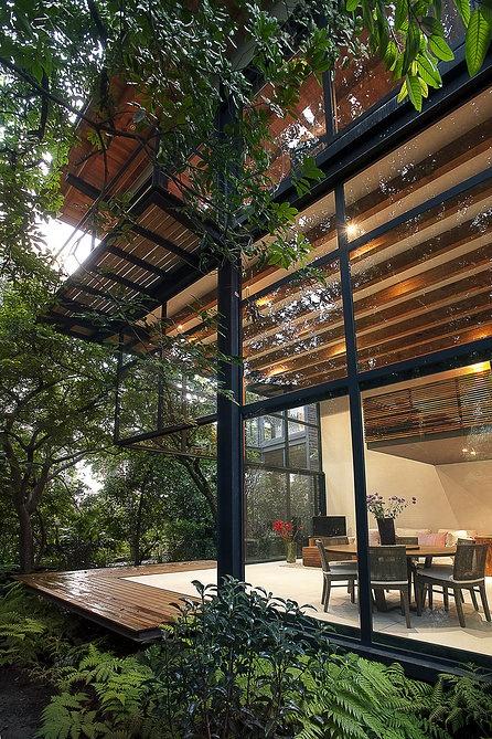 Casa chipicas architect alejandro sanchez garcia for Alejandro sanchez garcia arquitectos