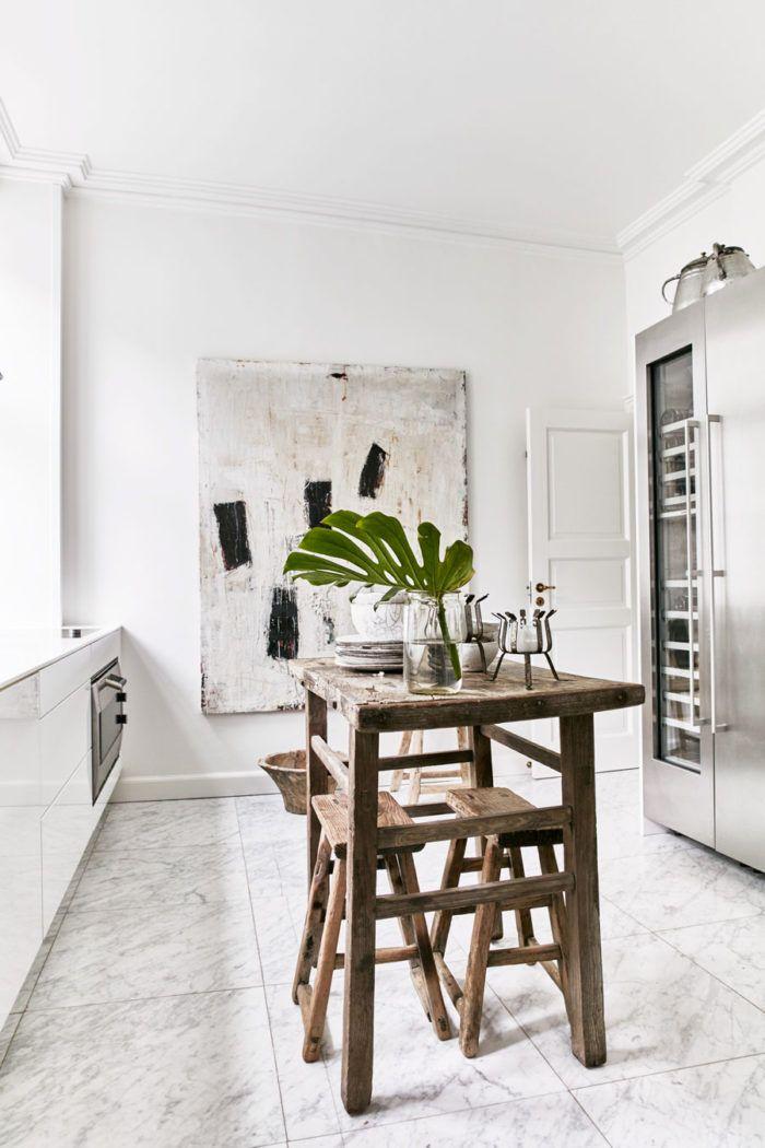 A fantastic home in Copenhagen! |ELLE Decoration