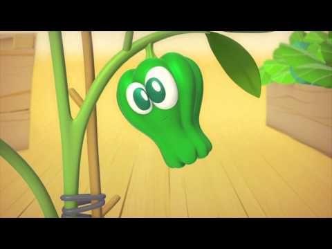 A table les enfants ! - Le poivron - Episode en entier - Exclusivité Disney Junior ! - YouTube