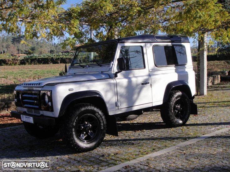Land Rover Defender 90 2.5 Td5 Metal Top - 3