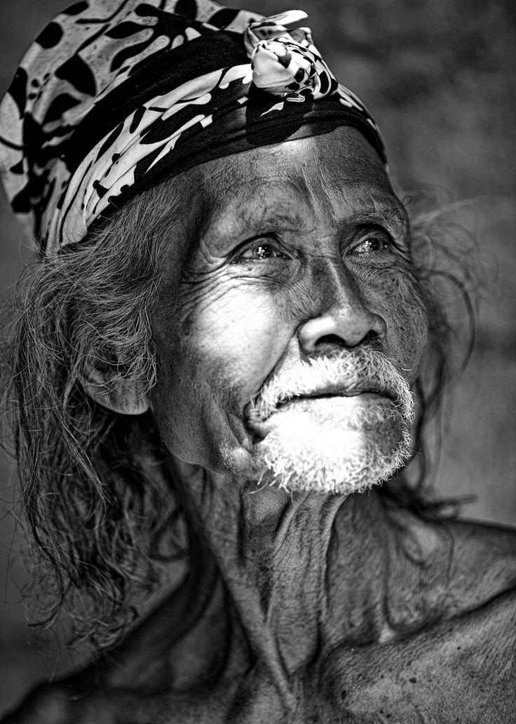 Bali Village Man
