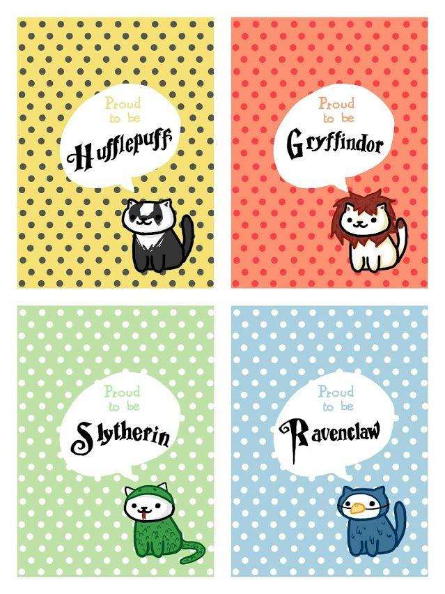 Hogwarts de gatos