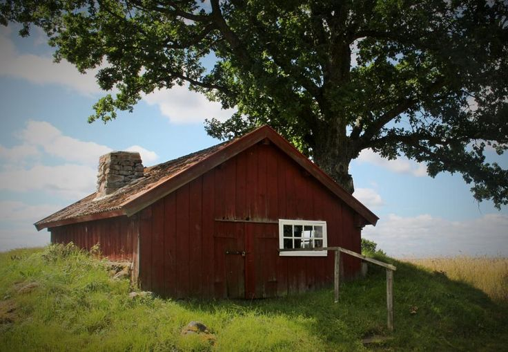 The old forge by susannemkarlsson