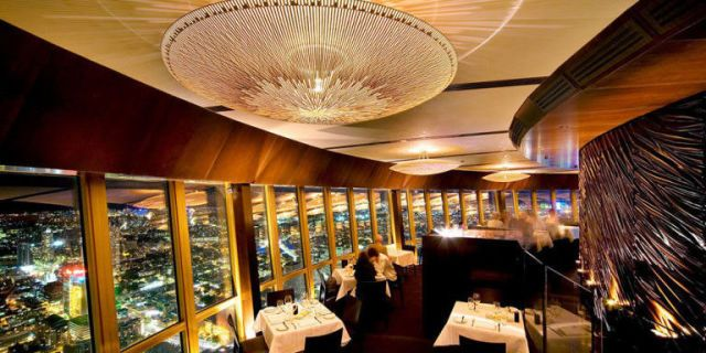 The Best Resturants with a View