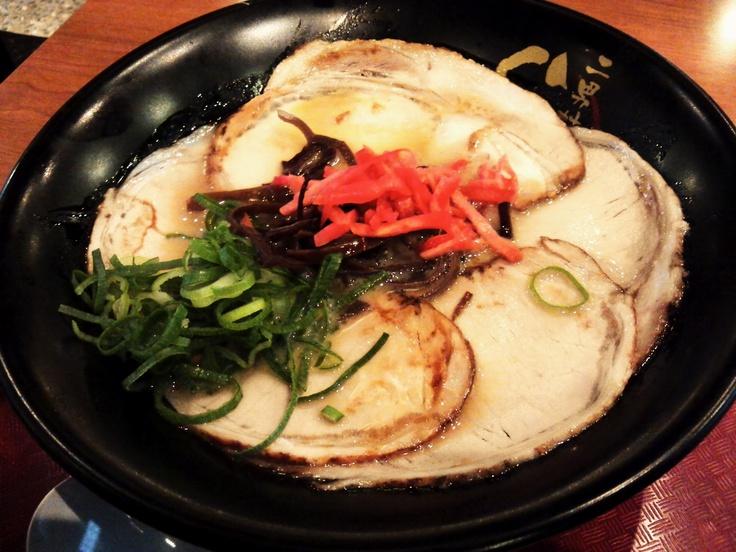 二男坊「チャーシュー麺」