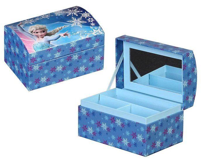 Disney Frozen sieraden opberg doosje Queen of Ice