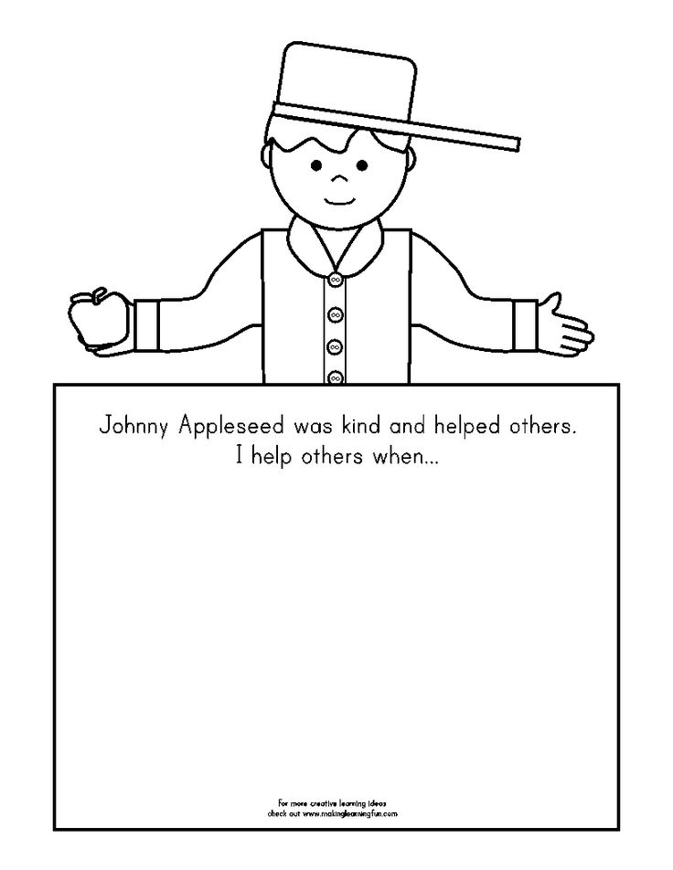 1000  ideas about johnny appleseed on pinterest