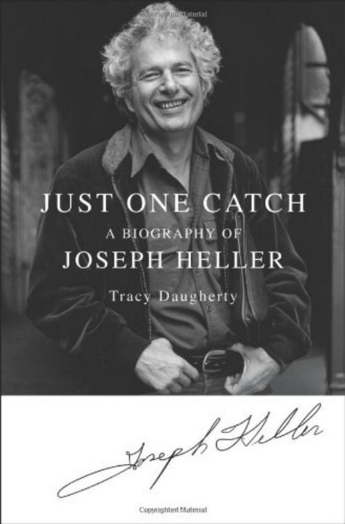 Listed for an autism charity: Just One Catch : A Biography of Joseph Heller -New York  Novelist of Catch 22