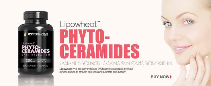 PHYTOCERAMIDES Get that Radiant & Younger Looking Skin that Starts from Within.   #womanskincare #phytoceramides #beautytips	www.sweetsweat.com/phytoceramides