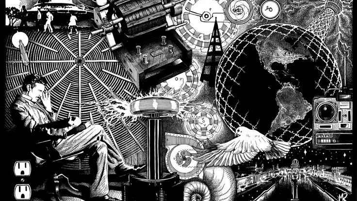 The extraterrestrial Messages of Nikola Tesla | RiseEarth