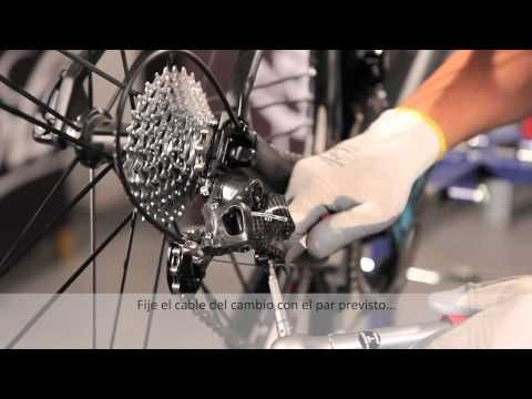 Montaje e instalación de los grupos Campagnolo 2015 (vídeo) | Bicicletas de segunda mano y bicicletas nuevas en oferta