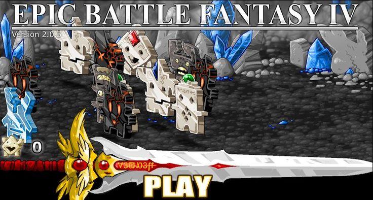 Epic Battle Fantasy 4 - Play Free Here http://htl.li/ZNjhf