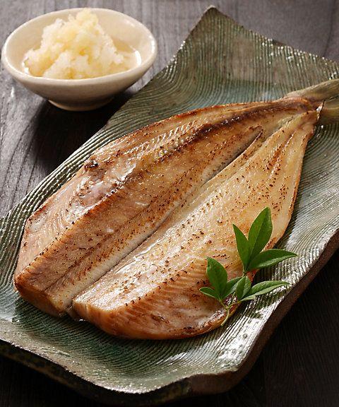 Hokke ( Okhotsk atka mackerel ) stockfish | ホッケの干物 //Manbo