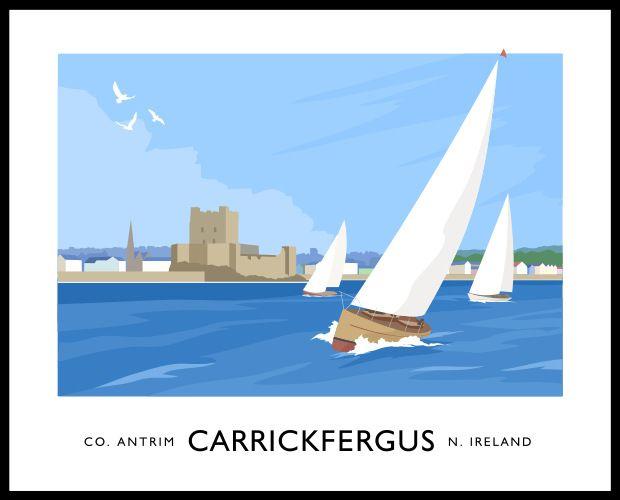 CARRICKFERGUS YACHTS