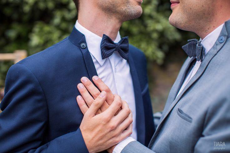 Mariage gay homo - idees deco - Tiara Photographie LaFianceeduPanda.com 27