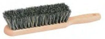 "Harper Brush 455 14"" Wood Counter and Bench Duster Brush - Gray Natural Tampico Blend by Harper Brush. $9.95. Handy for quick home, business and retail clean-up jobs. 2-1/4"" trim, gray natural tampico blend fibers and wood beavertail block with hanging hole. 14"" size."