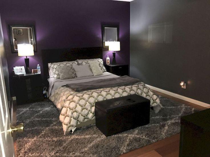 excellent purple bedroom design ideas | 57 Lovely Small Bedroom Design Ideas That Suitable your ...