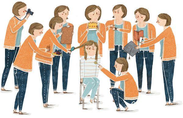 Raising Independant Children - NYT