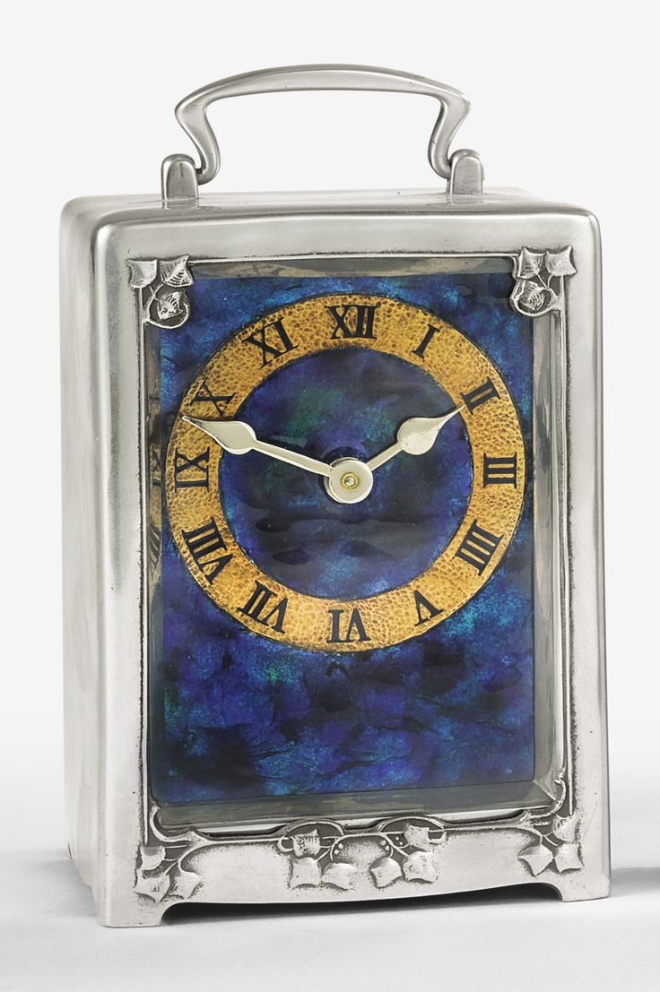 knox, archibald carriage clock, m ||| object ||| sotheby's n09650lot97qclen
