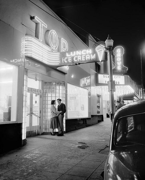Forest Grove, OR (1950's) | Photographer: Unknown | Via: Fuckyeahvintage-retro