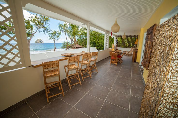 Villa White Diamond Martinique - 3 bedroom luxury villa in Le Diamant