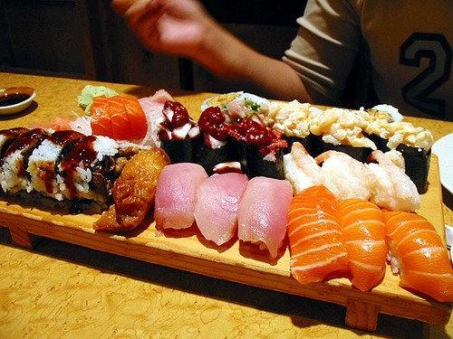 Oishi desu!