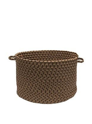 57% OFF Colonial Mills Tiburon Basket, (Spruce Green)