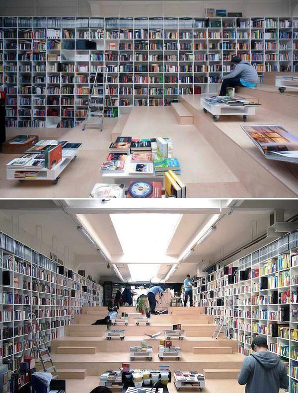 As livrarias são aqueles lugares onde os amantes dos livros se sentem a um só tempo calmos, por estarem em um lugar com tantos objetos de desejo juntos, e contraditoriamente ansiosos, justamente por estarem em um lugar com tantos objetos de desejo juntos. Talvez por perceberem que jamais terão tempo Continue lendo »