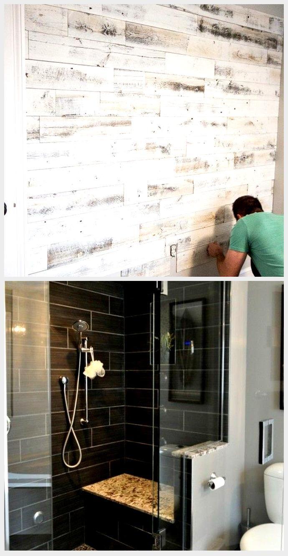 Reclaimed Wood Wall Eine Atemberaubende Akzentwand Fur Jeden Raum Angelica Heitzinger De In 2020 Akzentwand Dekoration Wand
