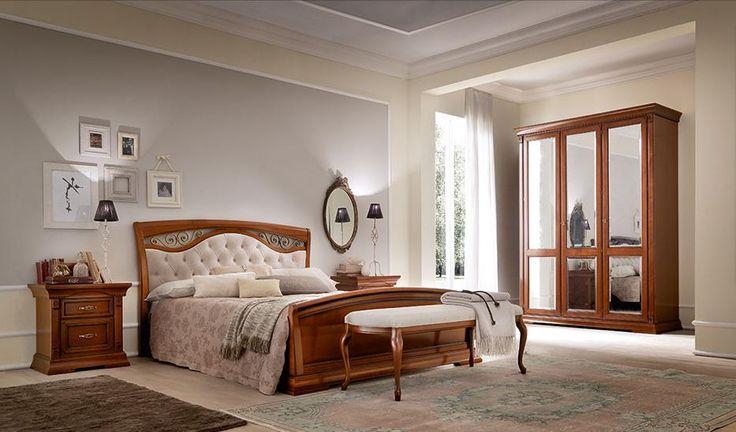 Спальня в классическом стиле Мебель Palazzo Ducale Prama #ambermebel