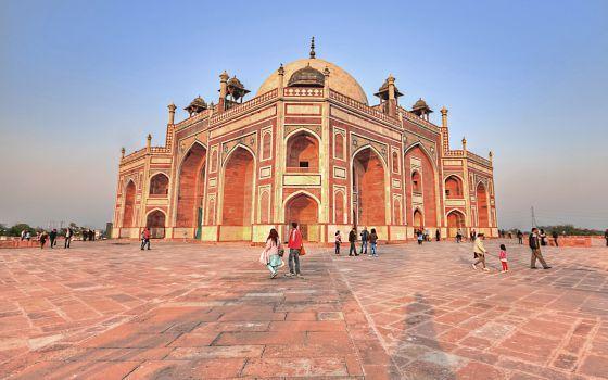 Nueva Delhi monumental | El Viajero | EL PAÍS